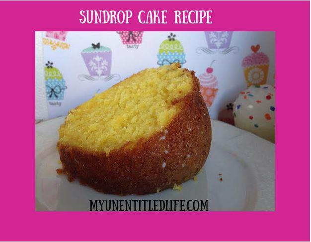sundrop-cake