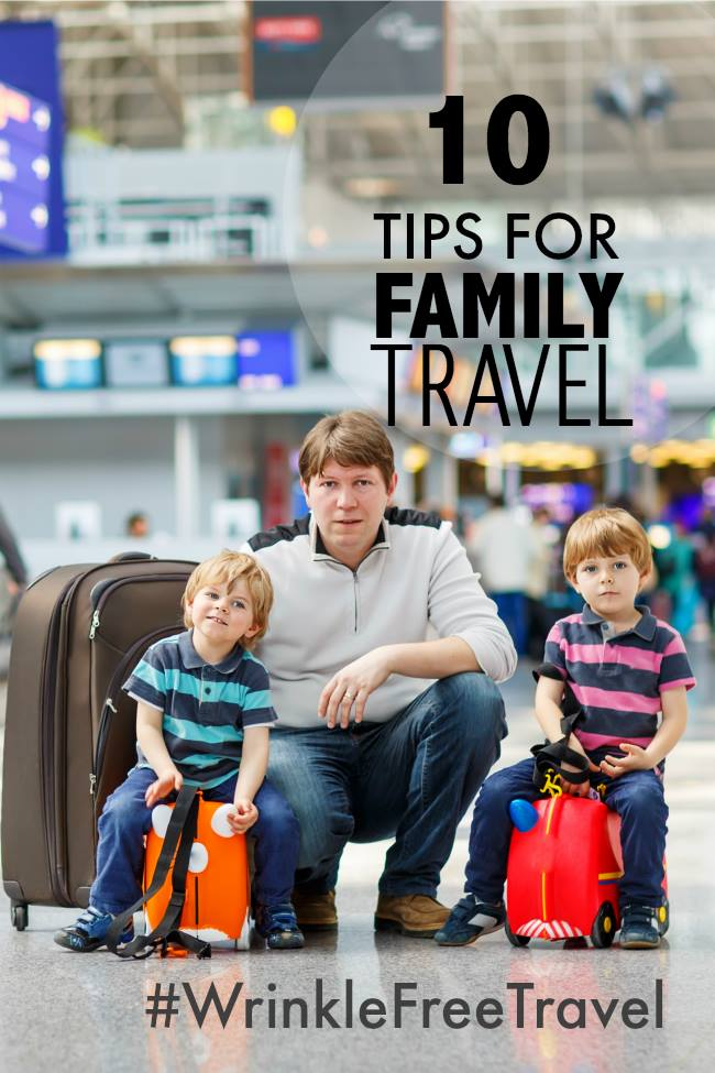 Best Family Packing Tips