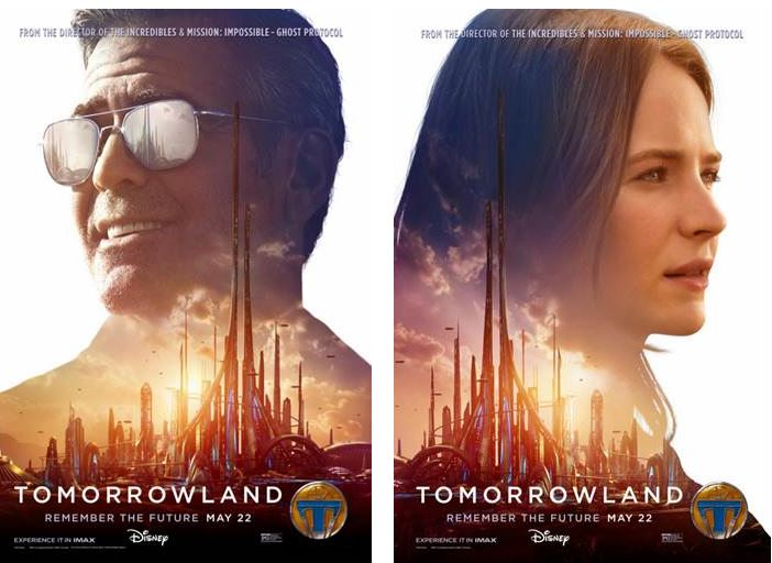tomorrowland posters 1
