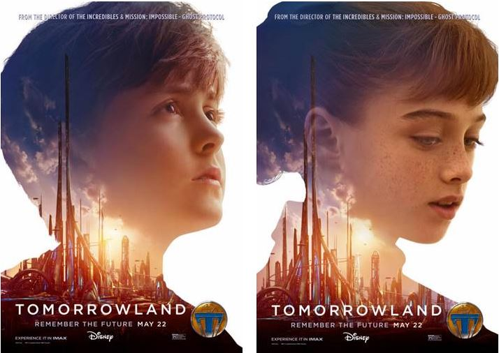 tomorrowland posters 2