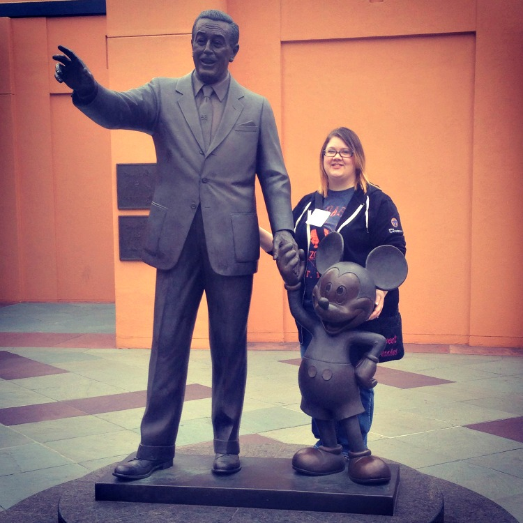 Disney-Lot-walt-mickey-and-me