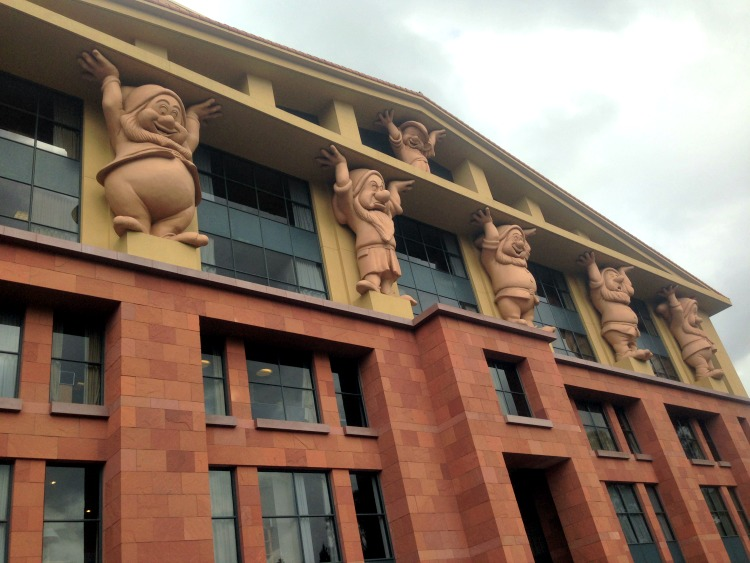 Disney Archives and Disney Studios Lot