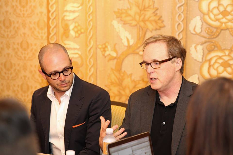brad bird and damon lindelof tomorrowland interview