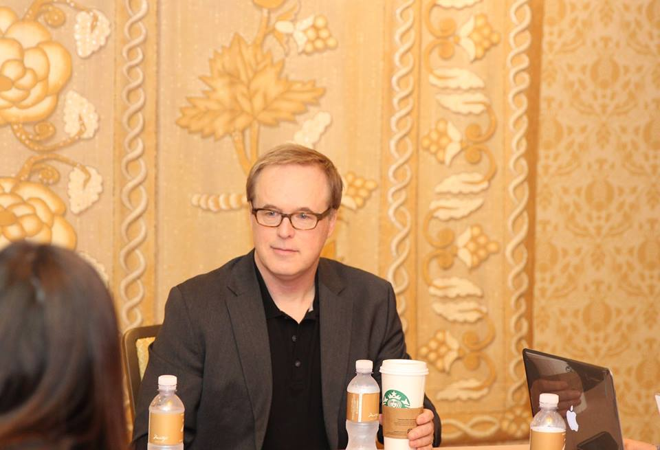 brad bird interview for tomorrowland 1