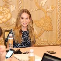 Britt Robertson Tomorrowland Interview
