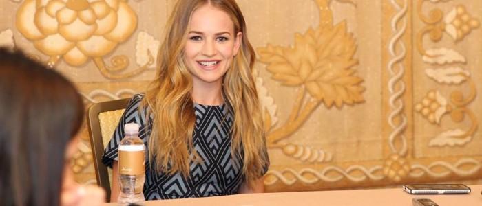 Britt Robertson Interview for Tomorrowland – Talk About Girl Power – #TomorrowlandEvent