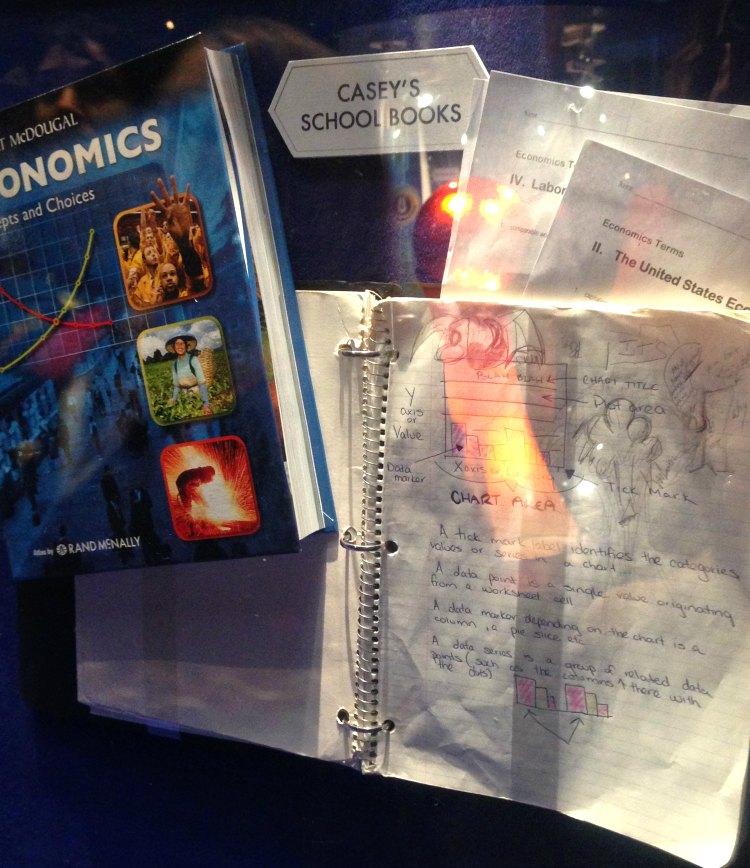 Tomorrowland Exhibit and Sneak Peek Experience - Casey's School Books