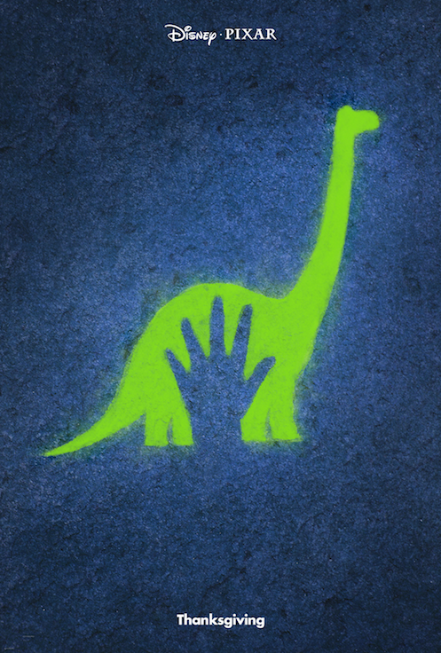 The Good Dinosaur Poster and Teaser Trailer #GoodDino