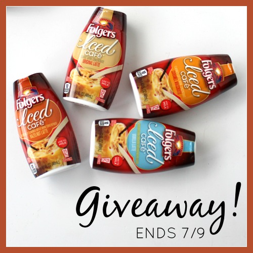 Folgers-giveaway-iced-cafe