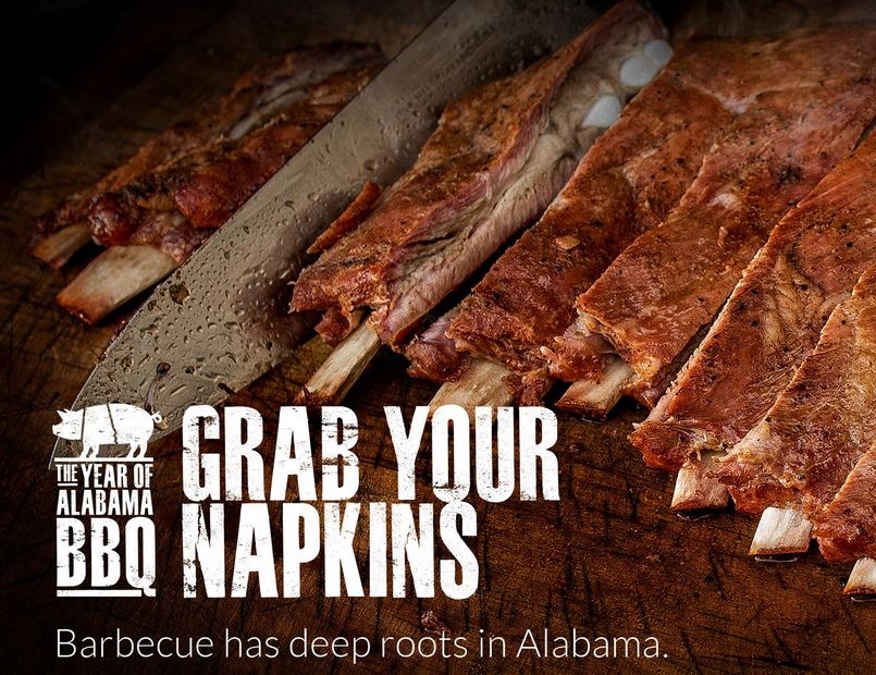 Top 5 Alabama BBQ Joints - a Foodie Road Trip!