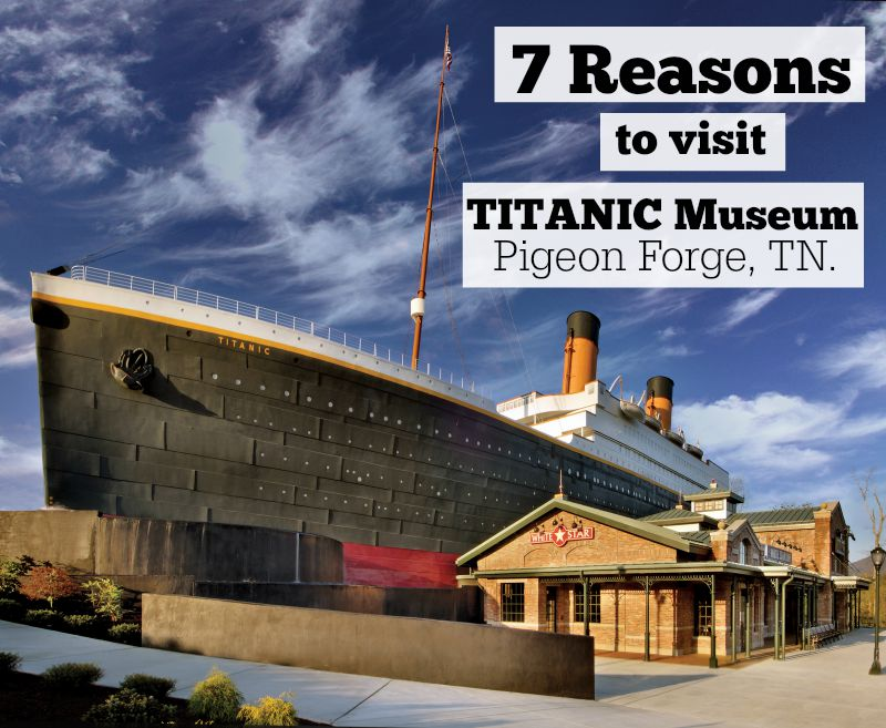 The titanic pigeon forge discount coupons