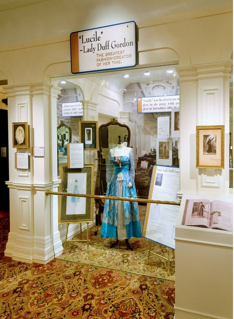 titanic-museum-in-pigeon-forge-gown