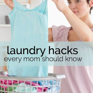 Top Laundry Hacks that every mom should know!