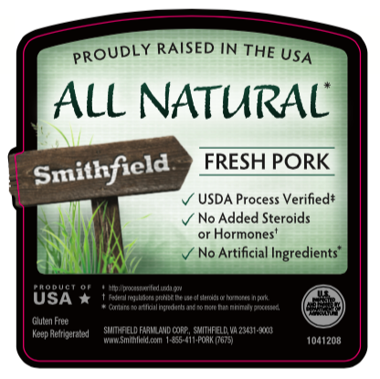 smithfield-all-natural-fresh-pork-label